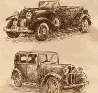 cea mai veche masina